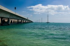 seven miles bridge florida keys