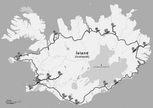 Karte Island Flugzeugwrack.Island Iceland Reisebericht Aus Dem Land Der Elfen Und