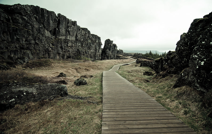 thingvellir weg